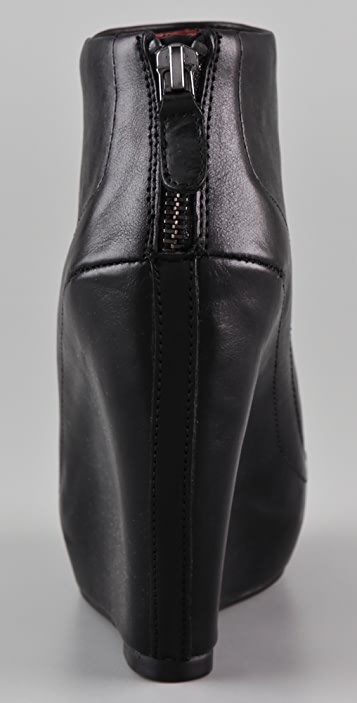 Luxury Rebel Shoes Kai Platform Booties