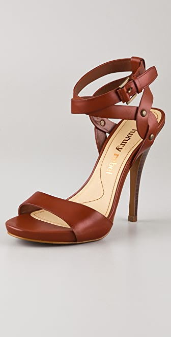 Luxury Rebel Shoes Joni High Heel Sandals