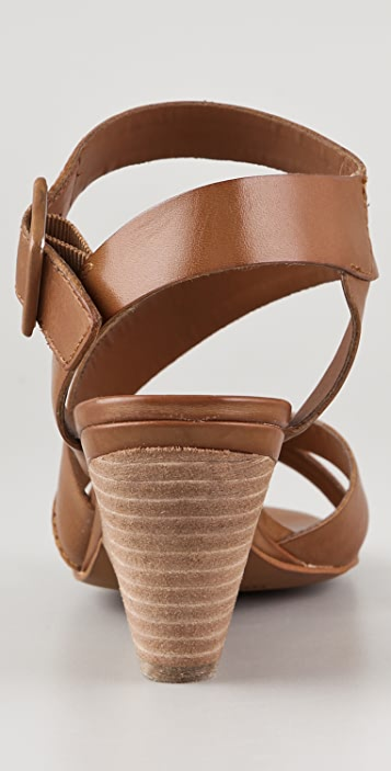 Luxury Rebel Shoes Karla Wedge Sandals