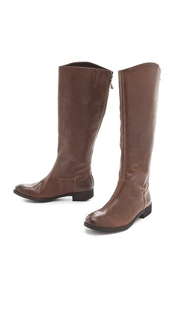 Luxury Rebel Shoes Lauren Knee High Boots