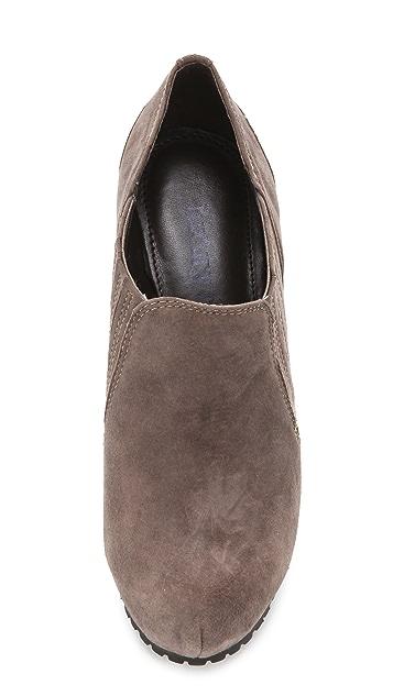 Luxury Rebel Shoes Kera Wedge Booties