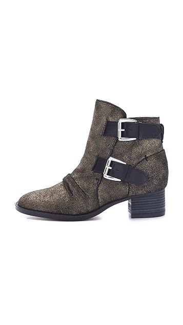 Luxury Rebel Shoes Deluyn Booties