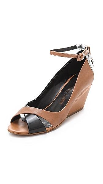 Luxury Rebel Shoes Cutie Demi Wedge Sandals