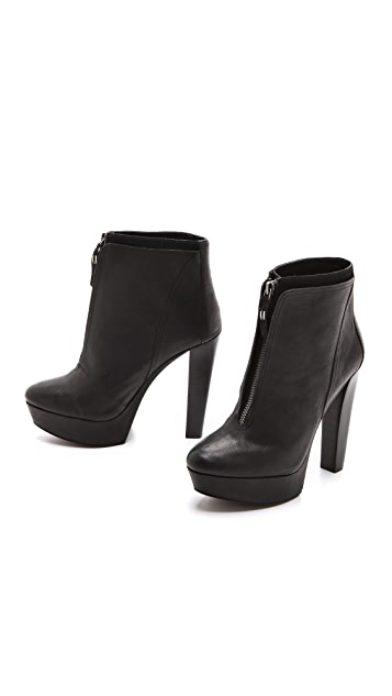 Luxury Rebel Shoes Randy Platform Booties