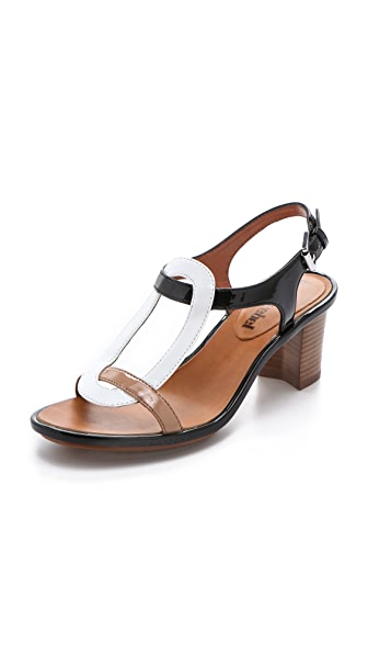Luxury Rebel Shoes Anita Patent Sandals