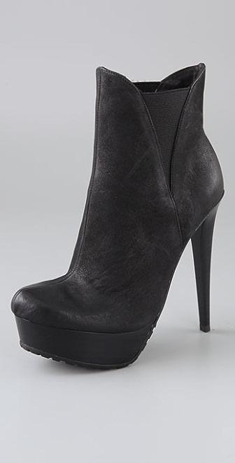 Luxury Rebel Yassa Platform Booties