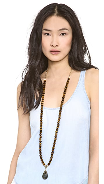 Lindsay Vallan The Anne Pendant Necklace