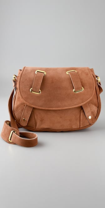 Laura Vela Lily Messenger Bag