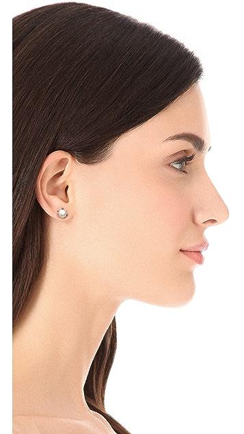 Lauren Wolf Jewelry Large Stud Earrings