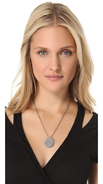 Lauren Wolf Jewelry Stingray Pendant Necklace
