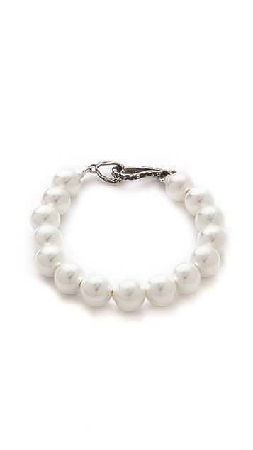 Lauren Wolf Jewelry Single Strand Bracelet