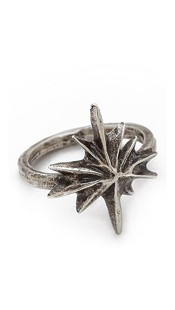 Lauren Wolf Jewelry Tri Star Ring