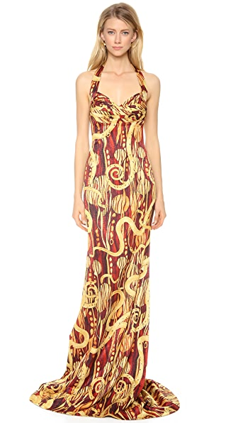 L'Wren Scott Sleeveless Gown
