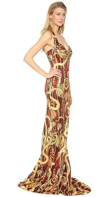L'Wren Scott Sleeveless Gown
