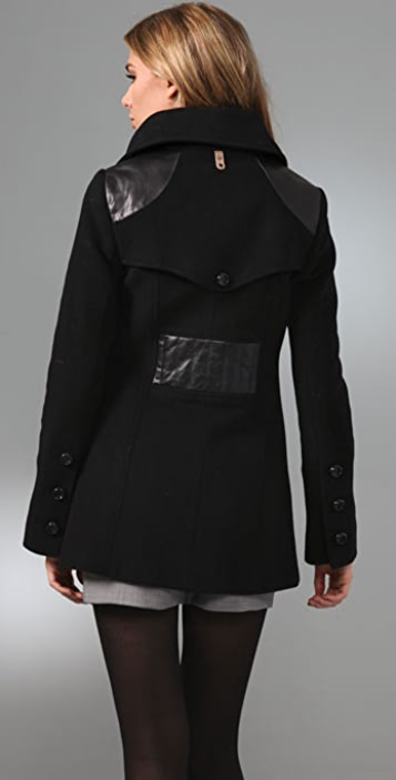 Mackage Elise Pea Coat