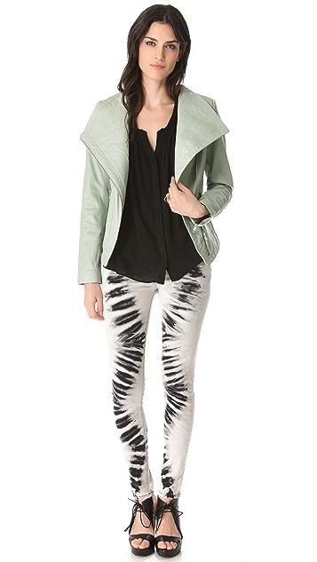Mackage Tribeca Leather Jacket