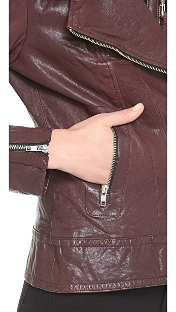 Mackage Veruca Leather Jacket