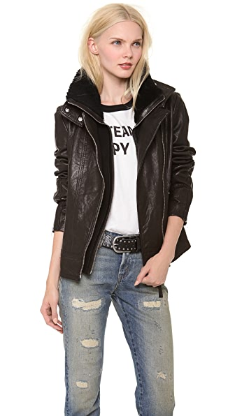 Mackage Veruca Leather Jacket