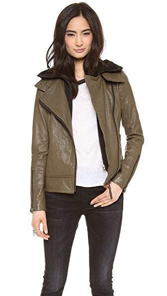 Mackage Kiera Leather Jacket