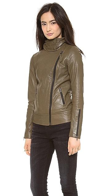 Mackage Kiera Leather Jacket