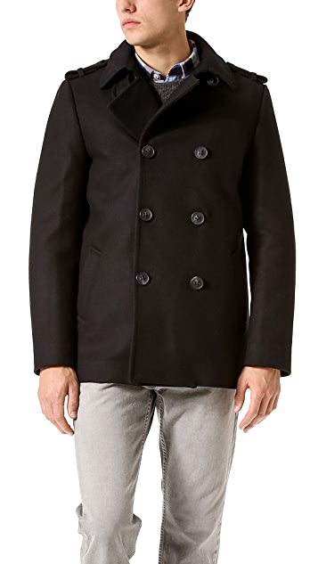 Mackage Carlo Pea Coat