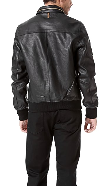 Mackage Nowell Leather Jacket