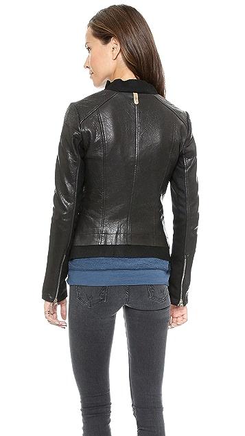 Mackage Armada Leather Jacket