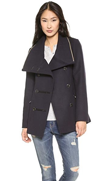 Mackage Milly Pea Coat