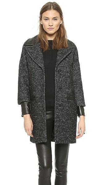 Mackage Yolanda Wool Coat