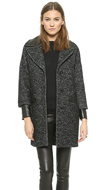 Mackage Yolanda Wool Coat