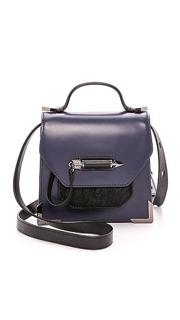 Mackage Haircalf Rubie Mini Bag