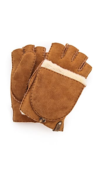Mackage Orea Shearling Gloves