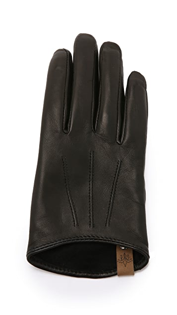 Mackage Alisee Leather Gloves