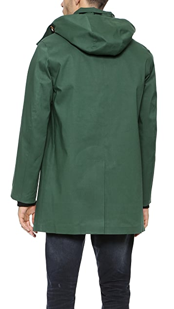 Mackintosh Dunoon Raincoat with Liner