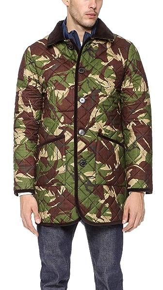 Mackintosh Fox Bros. Waverly Camo Coat