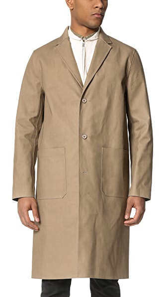 Mackintosh Hyke X Mackintosh Overcoat