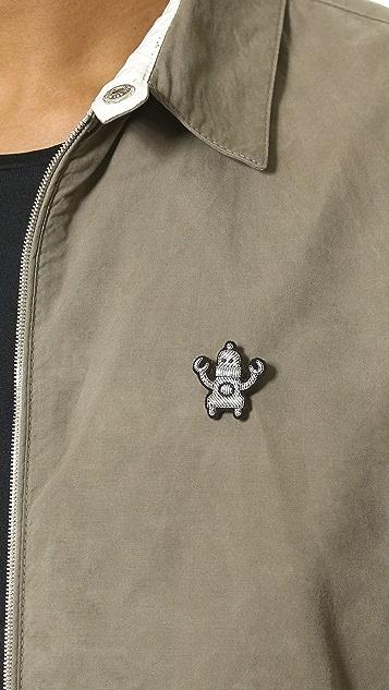 Macon & Lesquoy Robot Pin