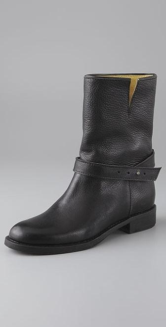 Madewell Biker Boots