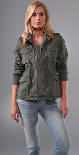 Madewell Ultimate Army Jacket