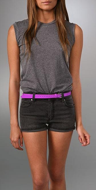 Madewell Neon Belt