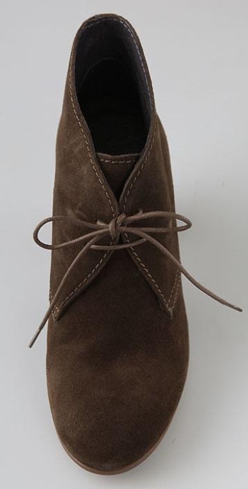 Madewell Suede Sandstorm Boots