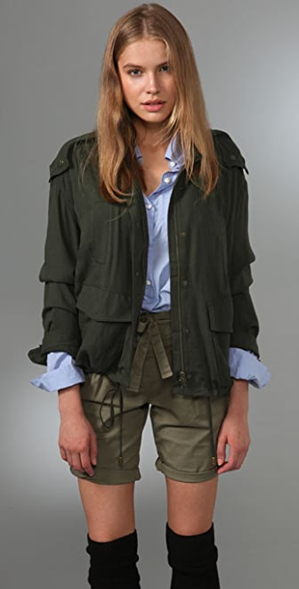 Madewell Windy Day Jacket