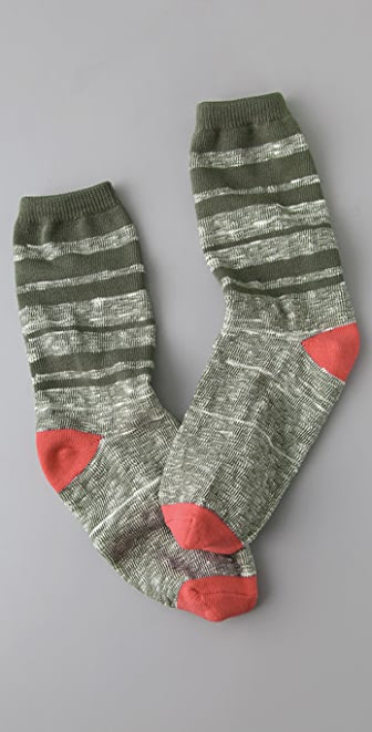 Madewell Marled Trouser Socks