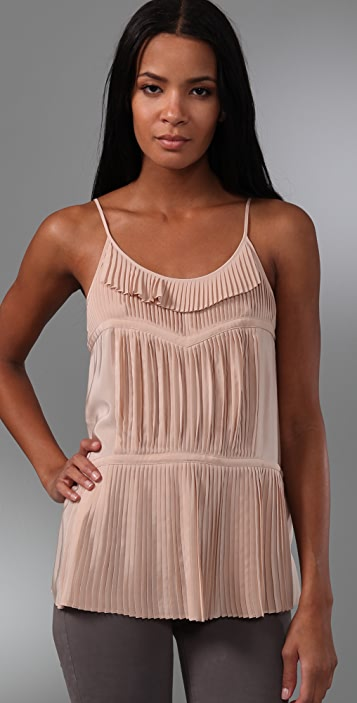 Madewell Dancing Pleats Camisole