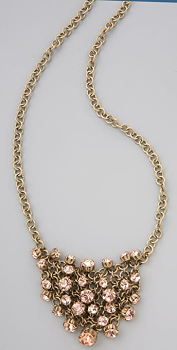 Madewell Ice Cluster Necklace