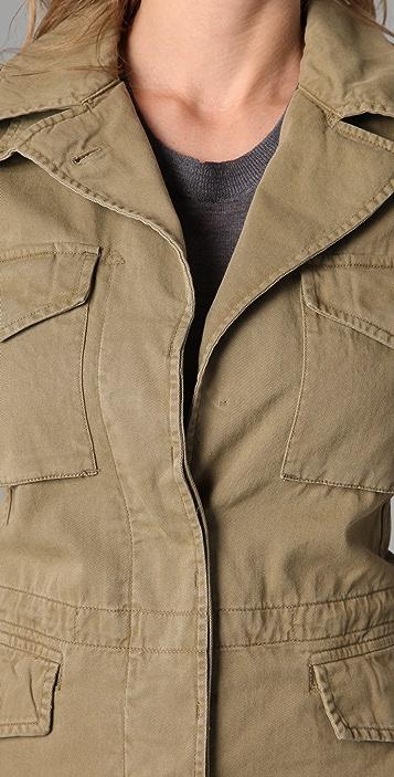Madewell Ultimate Army Jacket