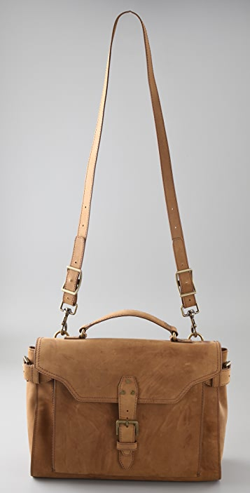 Madewell The Dusty Roads Messenger Bag