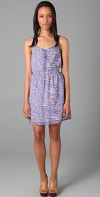 Madewell Seaglass Dress