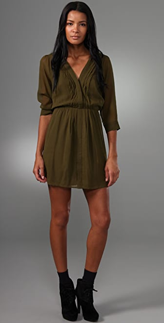 Madewell Cassy Shirtdress