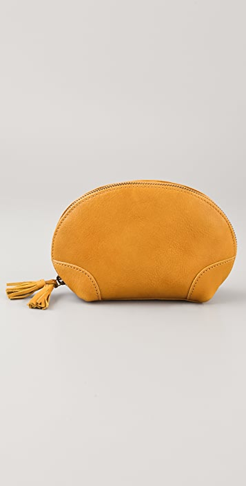 Madewell Dumpling Cosmetic Pouch